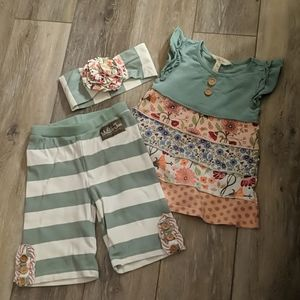 Matilda Jane Happy & Free Outfit